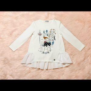 Byblos Toddler Girl Long-Sleeve T-Shirt